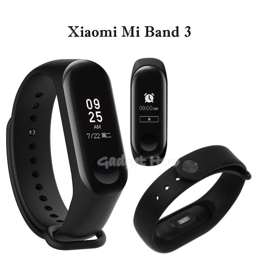 Xiaomi Mi Band 3 Smart Bracelet OLED Touch Screen  Waterproofs