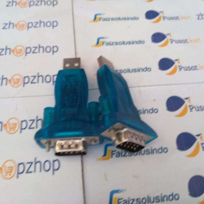 USB to RS232 Adapter Converter 9 Pin Serial DB9 Adaptor High Speed