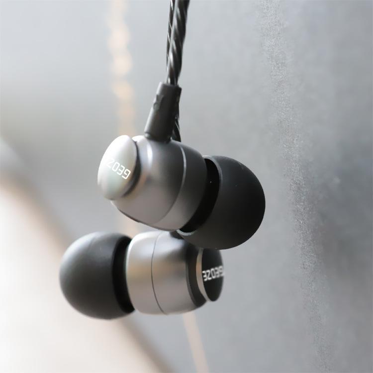 Nisheng HP Headset jenis masuk telinga Olah Raga Komputer Xiaomi HUAWEI1 Apple ID penggunaan umum permainan mengurangi kebisingan jenis penyumbat telinga wanita