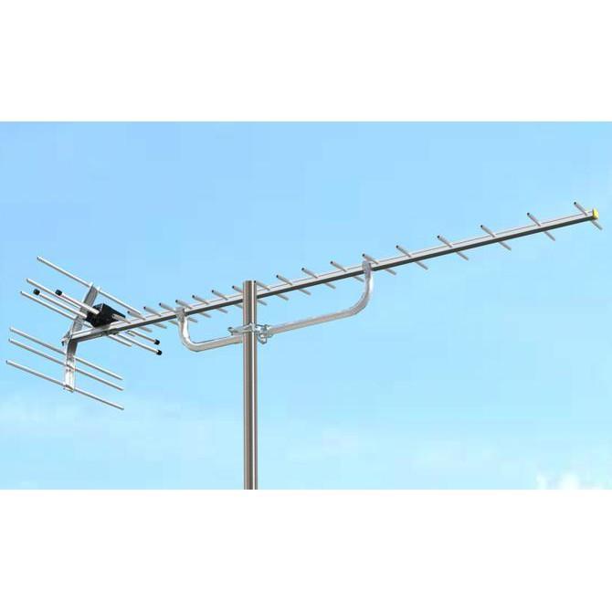 BIG SALE! Antena PF Digital HDU-25 - Very High Gain Serta Cocok Untuk TV Analog Dan TV Digital
