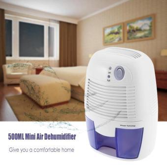 Harga preferensial 23 W 500 ML Portable Mini Dehumidifier Electric Quiet Air Dryer untuk Rumah Kamar Mandi beli sekarang - Hanya Rp324.205