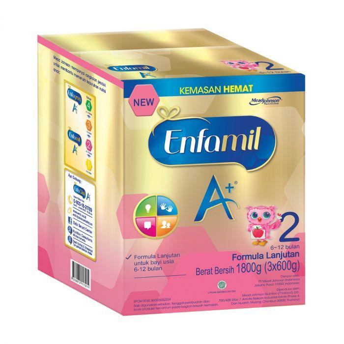 ENFAMIL A+2 1800GR//MILKMART