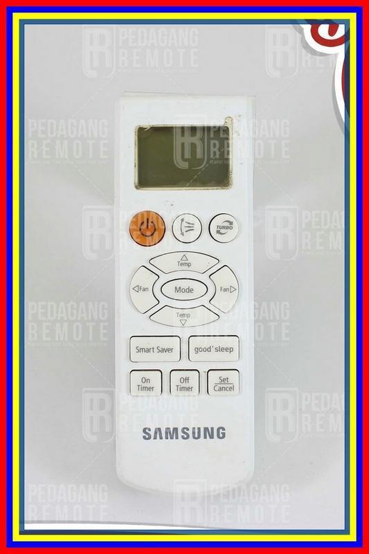 Remot Remote Ac Samsung Original 2