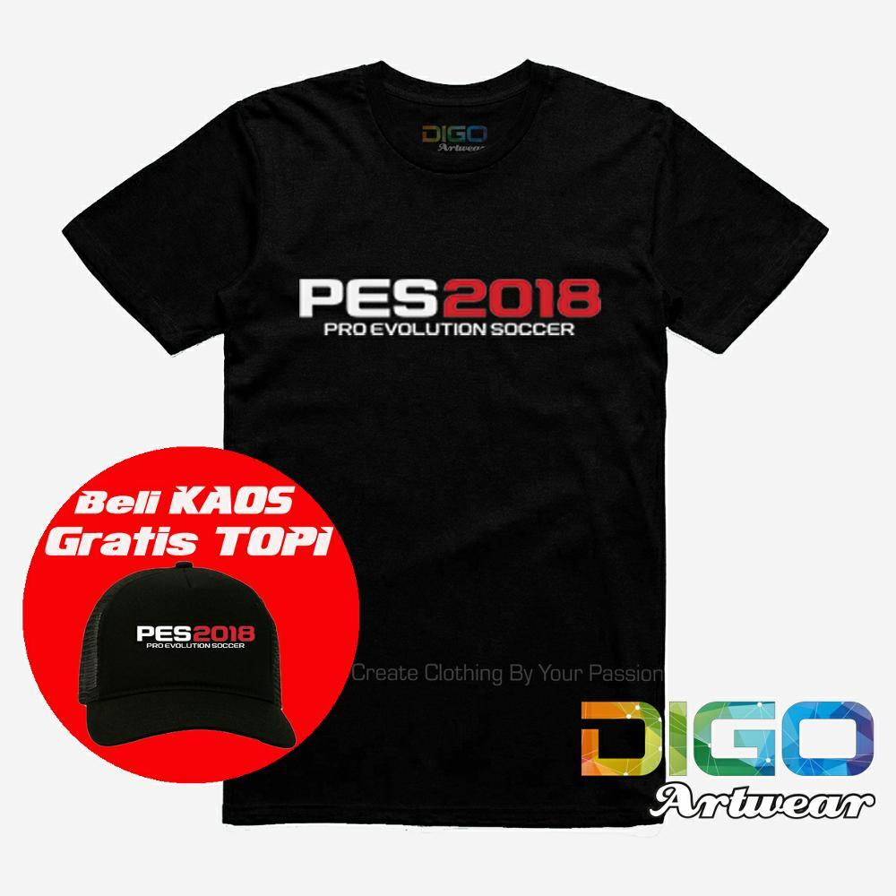 Buy Sell Cheapest Pes 2018 Pro Best Quality Product Deals Pc Dvd Rom Evolution Soccer Premium Edition Kaos Combed Distro Bonus Topi Exclusif