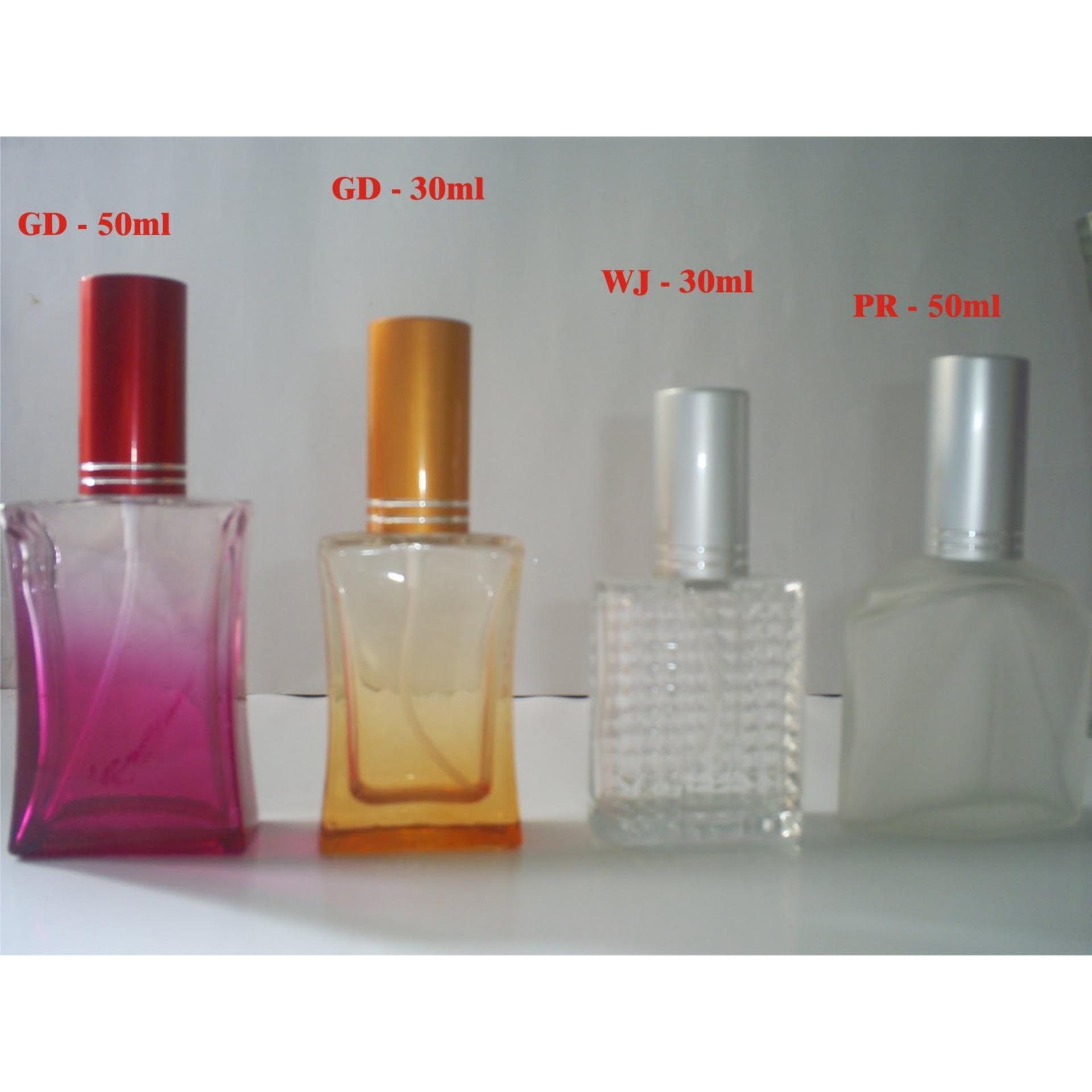 Jual Delice Botol Parfum Refill Mini Travel Isi Ulang Atomizer Refillable Spray Minyak Wangi Non Alkohol Bottle 30 Ml
