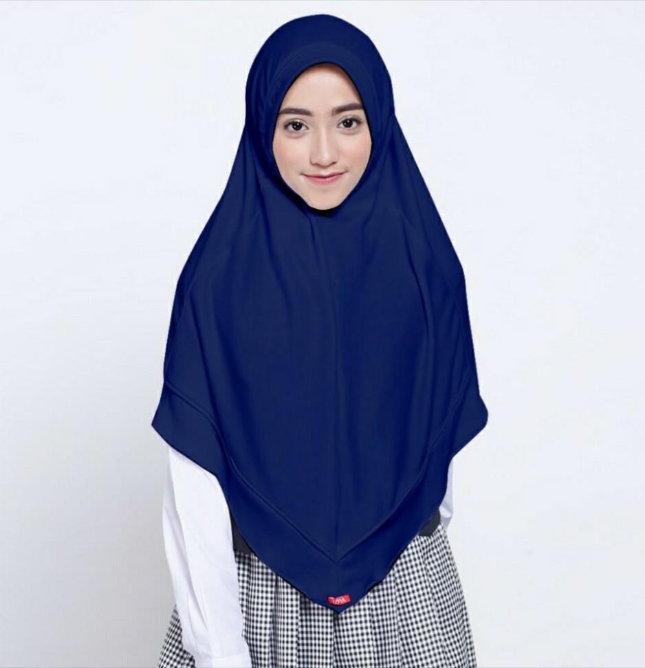 Jilbab Hijab Instan Kerudung Bergo Cocok Untuk Remaja dan Dewasa
