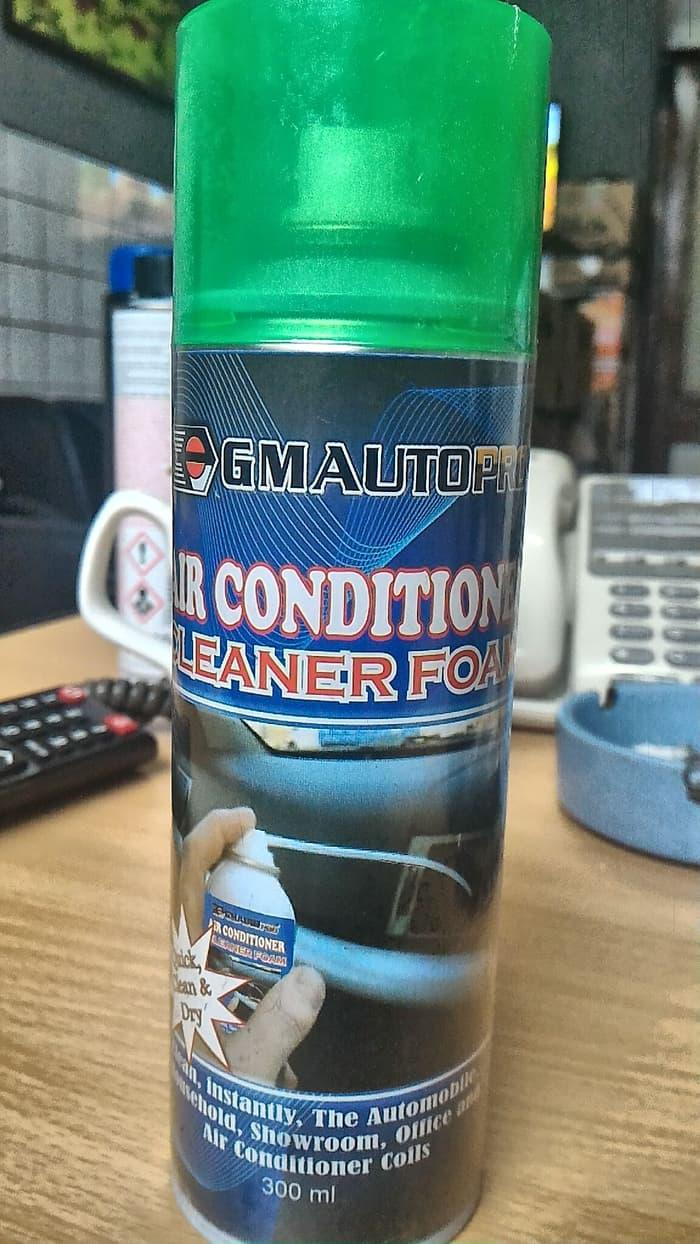 Harga Jual Promo Gajian Gm Autopro Air Conditioner Cleaner Foam Asse Flash Cairan Pembersih Ac New