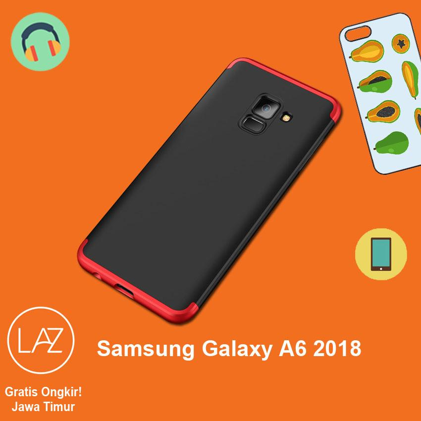 Case GKK 360 Full Protection Front Back Hardcase Samsung Galaxy A6 2018