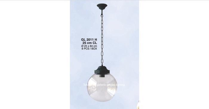 lampu gantung dekorasi exterior teras rumah 2011/25 CM