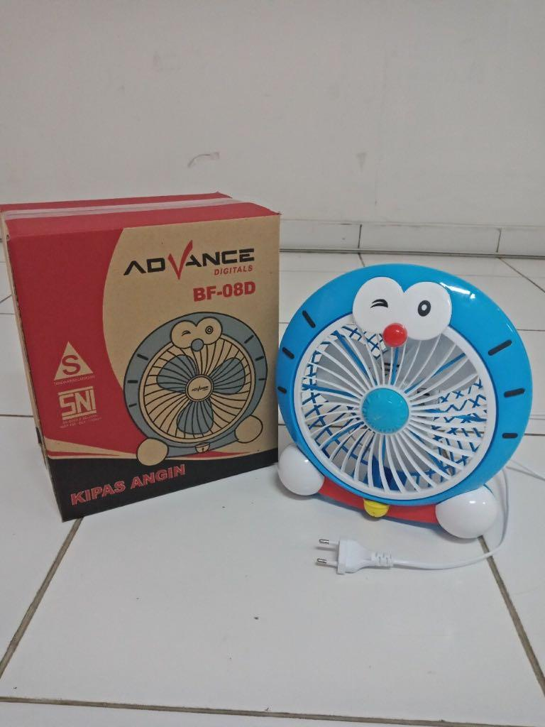 KIPAS ANGIN DORAEMON ADVANCE BF-08D