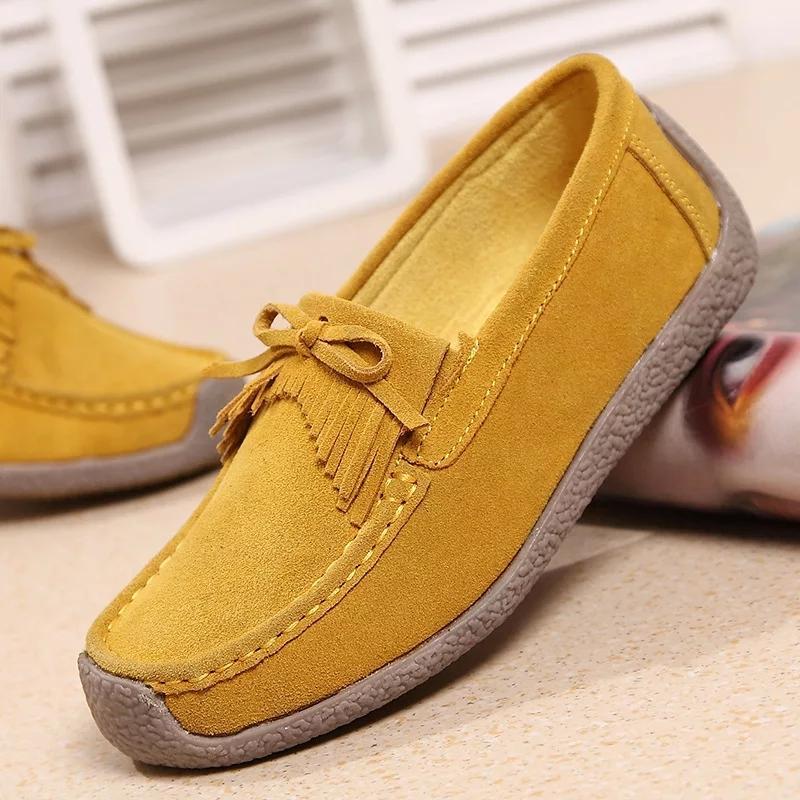 Adelioshoes - sepatu wanita flat shoes rumbai pita rumbai ad810