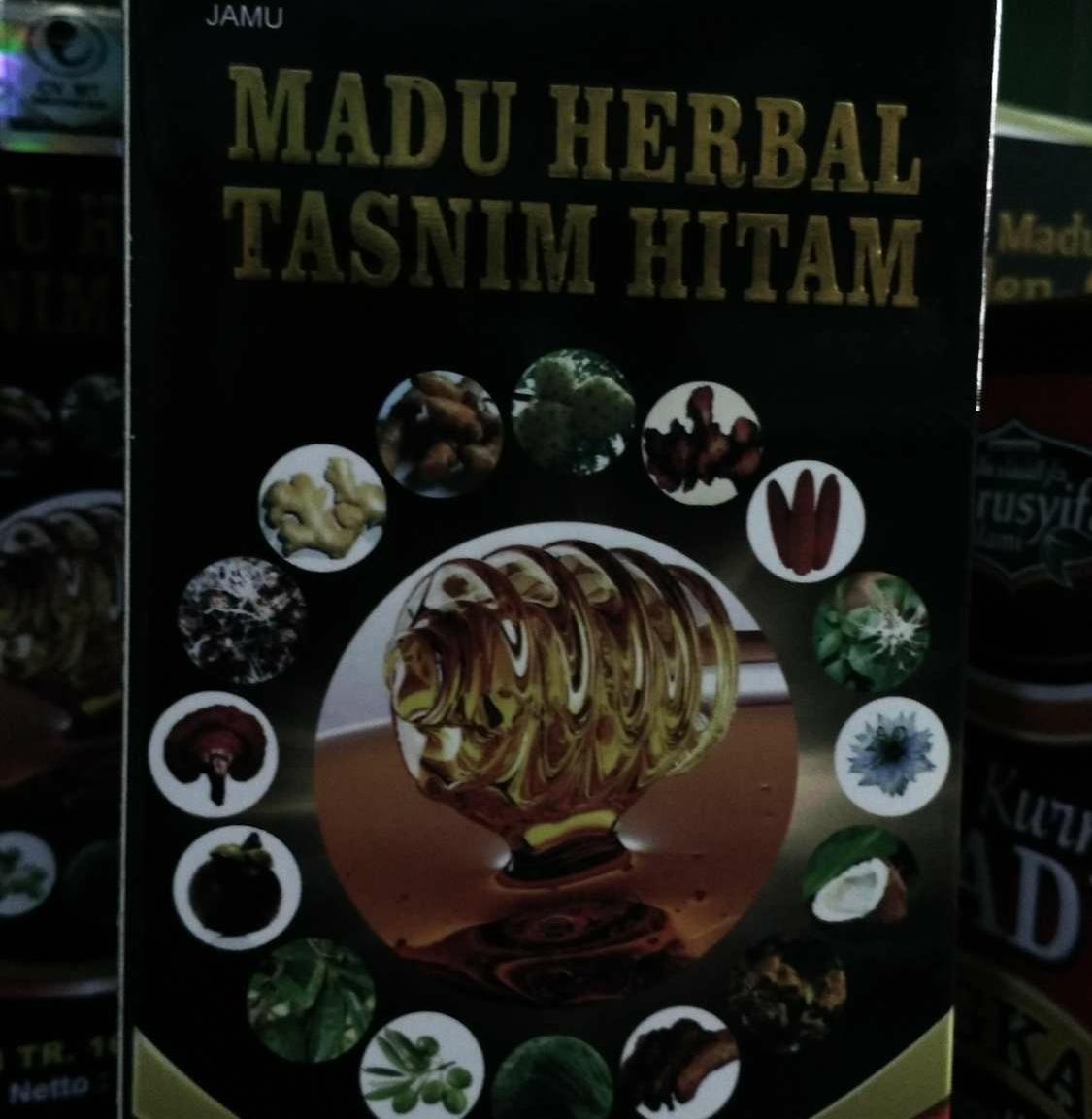 Tasnim Madu Herbal 17 In 1 Daftar Harga Terlengkap Indonesia Hitam Istimewa Dari Bahan Pilihan