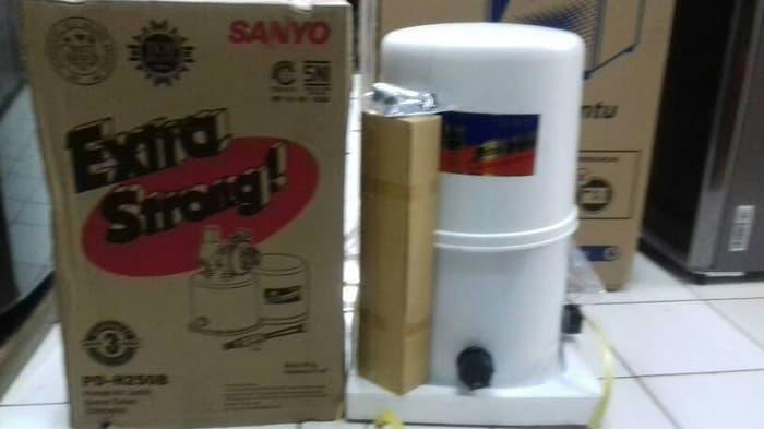 Promo        POMPA AIR SUMUR DALAM/JET PUMP 30M SANYO PD-H250B        Original