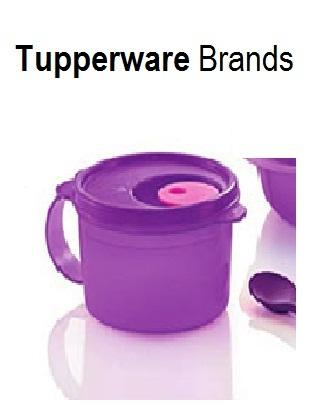 Tupperware Crystalwave Soup Mug -  Mangkuk Sup (1)
