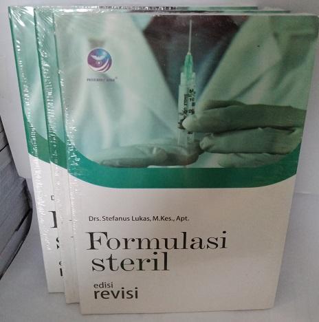 Buku Formulasi Steril Edisi Revisi - Stevanus Lukas