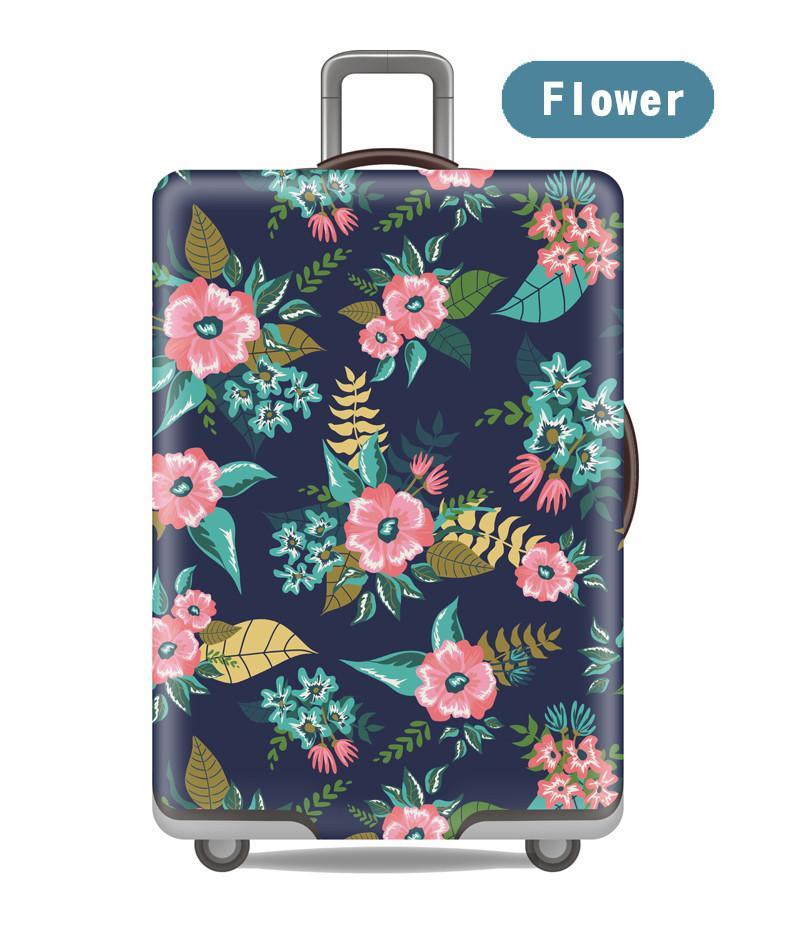 Premium Sarung Koper Elastis Luggage Cover Elastic Pelindung Koper Flamingo LucuIDR128000. Rp 128.000