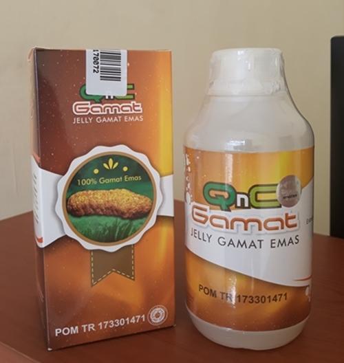 QnC Jelly Gamat Asli Berkualitas-Toko Acep Herbal Karawang