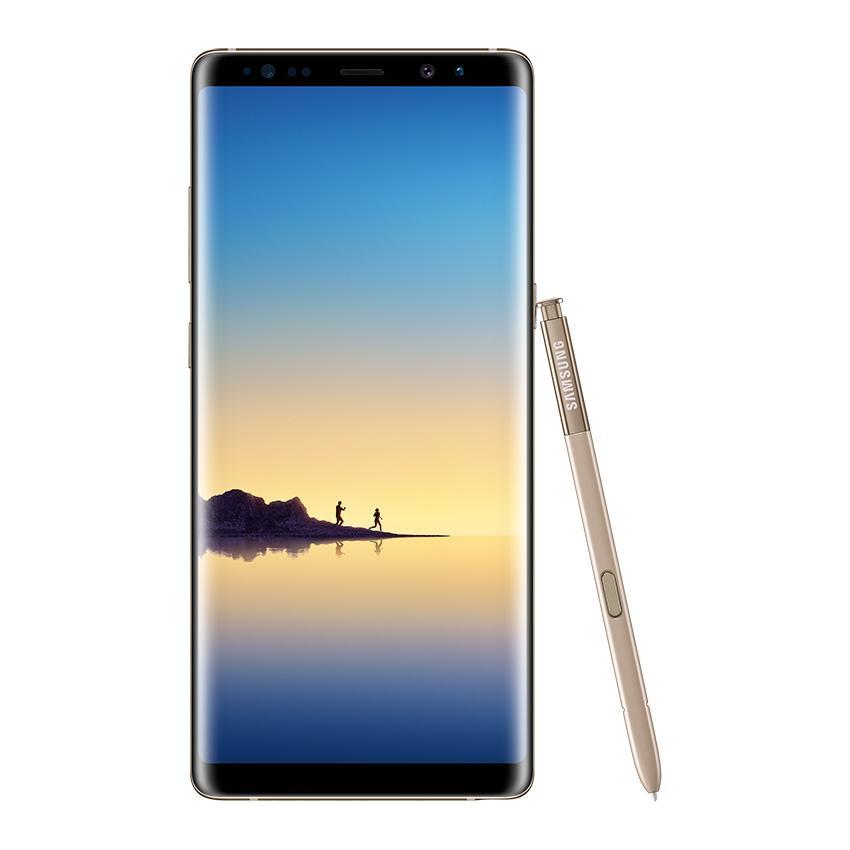 Samsung Galaxy Note8 - Maple Gold