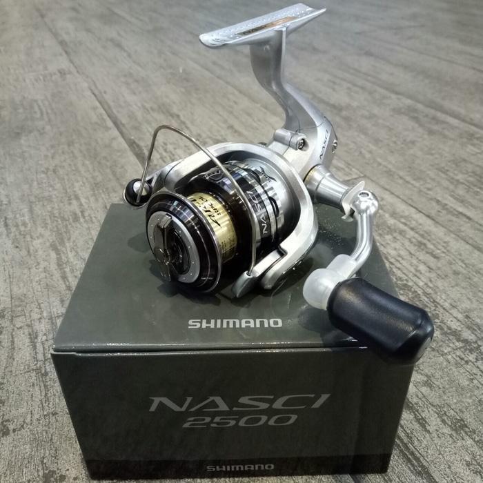 Reel Pancing Shimano Nasci 2500 4+1 bb