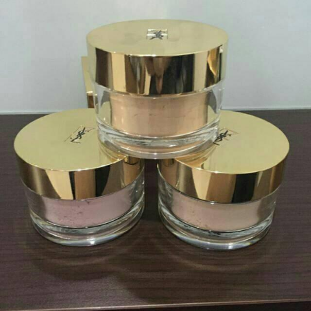 Sale price Ysl loose powder (harga counter 800rb) no 1