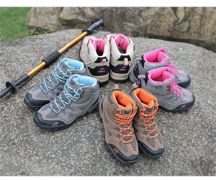 SNTA Sepatu Gunung Wanita / Sepatu Hiking Sepatu Outdoor Wanita Trekking SNTA 609 Women Series