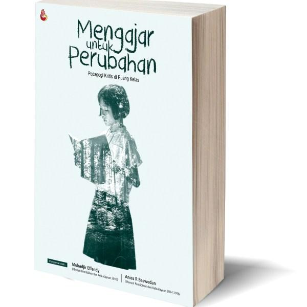 Buku Mengajar Untuk Perubahan - Muhadjir Effendy By Toko Buku Pustaka Hidayah.