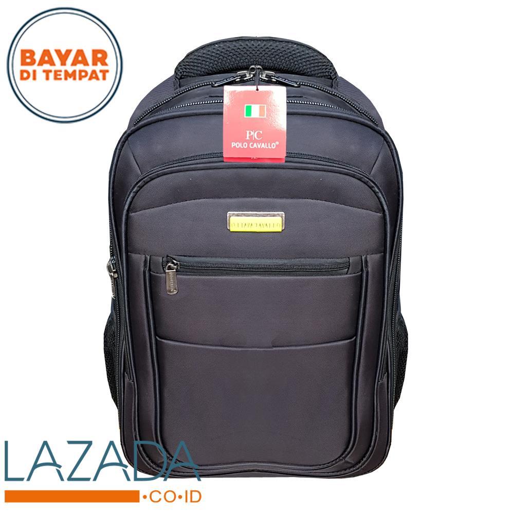1aa8dca958 Polo Cavallo impor Tas Ransel pria dan wanita tas kerja tas kuliah tas  backpack Rz03377-