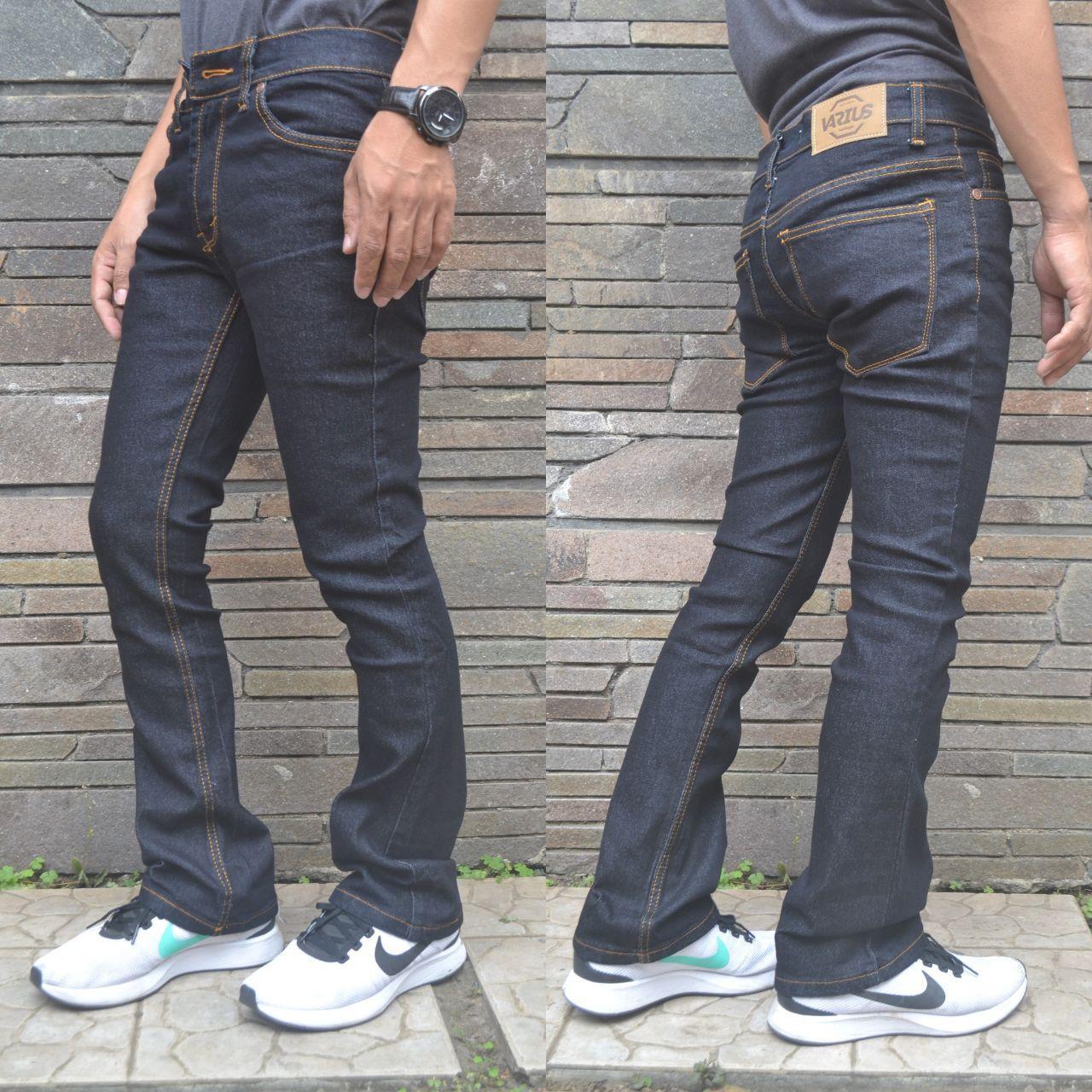 Celana cutbray garmen / celana cutbray / celana jeans cutbray / cutbray jeans / style pakain pria / celana jaman sekarang / celanan begi / style keren pria / celana jeans pria / celana pria terbaru / celana komprang / celana jeans pria / celana murah