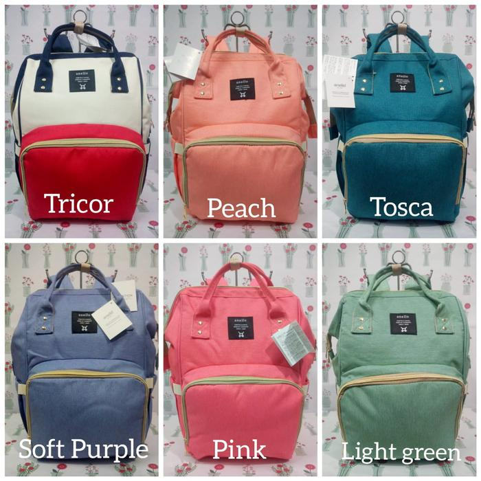 TAS RANSEL ANELLO DIAPERS / MOMMY / POPOK / BABY