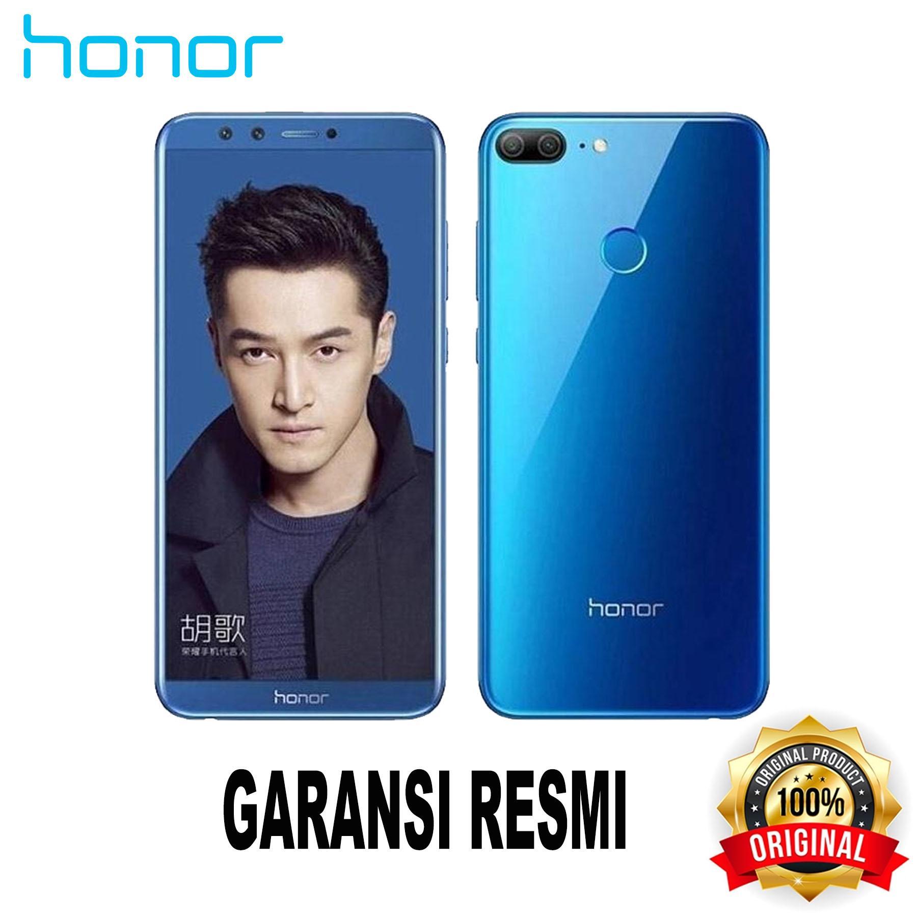 Honor 9 Lite - 3/32GB - 5,65In - Chipset Huawei Kirin 659 - Android 8.0 - Garansi Resmi