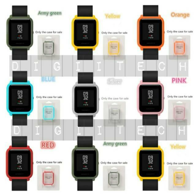 Xiaomi Amazfit Bip Cover Protect Shell case