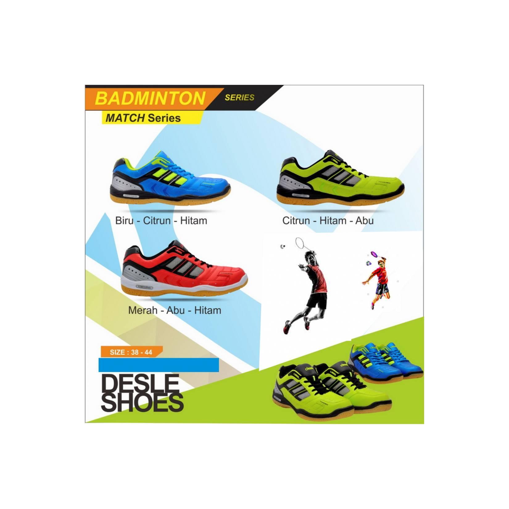 Sepatu Badminton/Bulutangkis Desle Match