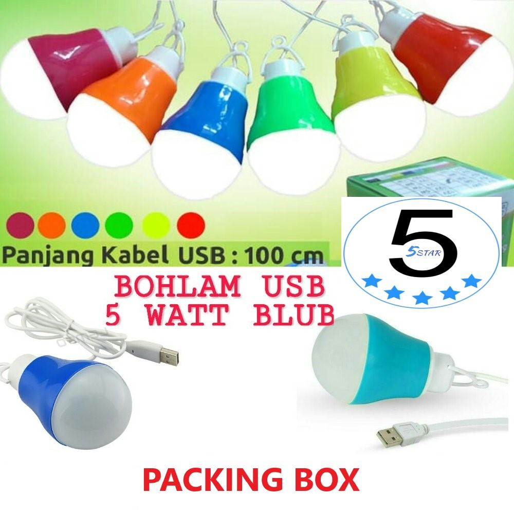 Katalog Lampu Led Usb 5 Watt 2018 Buy 1 Get Free Bohlam Emergency Portable Lamp Star