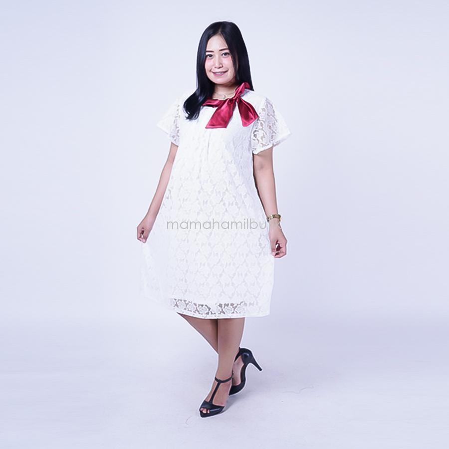 Mama Hamil Baju Hamil Dress Modis Brokat Sabrina Satin Silky / Baju Hamil Untuk Kerja / Baju Hamil Muslim / Baju Hamil Seksi Baju Hamil Gamis / Baju Hamil Kerja Modis / Baju Hamil batik / Baju Hamil Menyusui