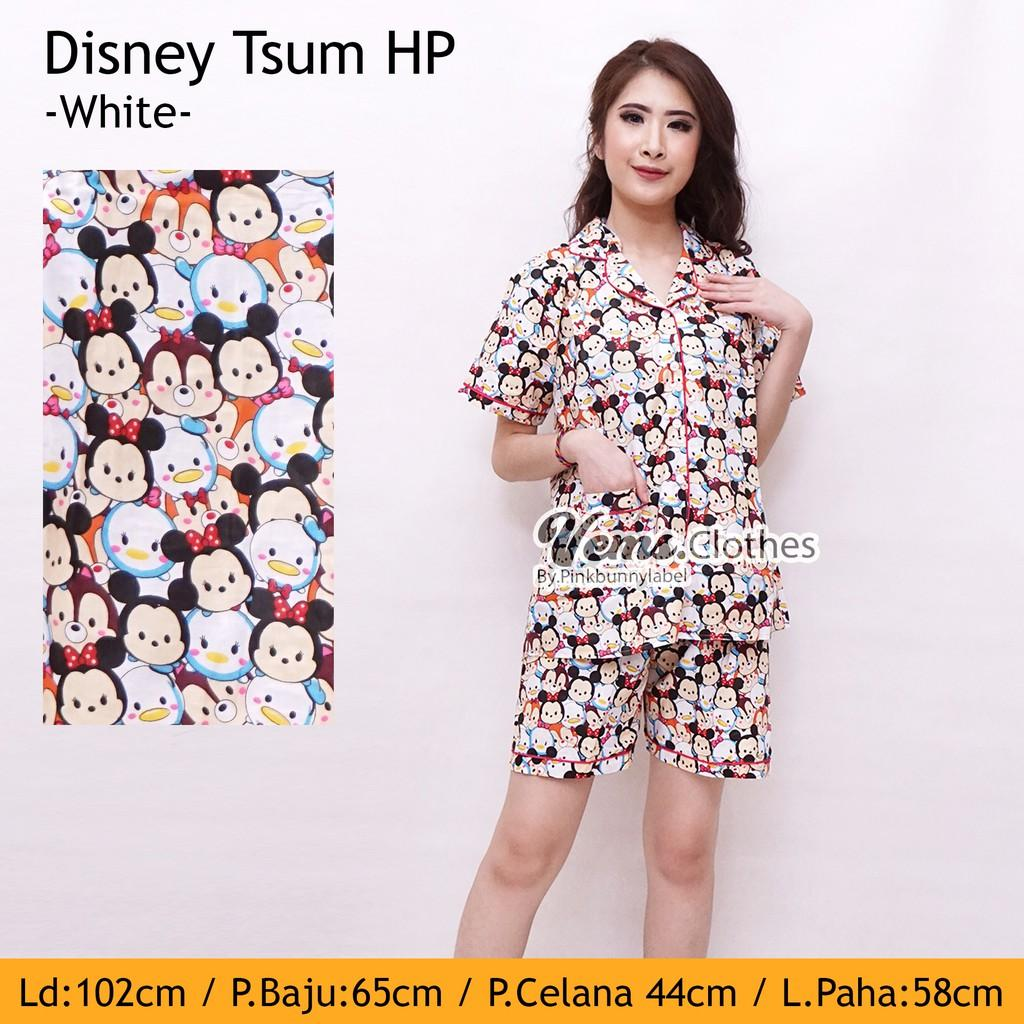 Buy Sell Cheapest Disney Tsum Pp Best Quality Product Deals Piyama Tsumtsum Tiger Hp Jumbo Daster Katun