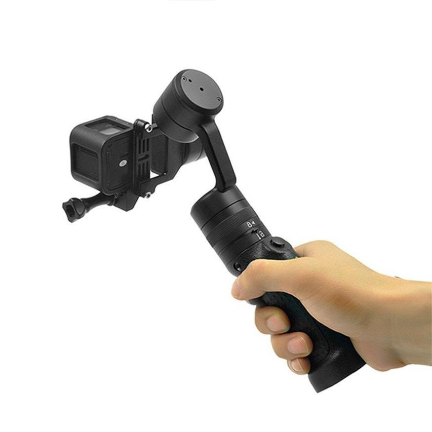 Uinn Isteady GC2 Telepon Seluler Klip Transfer untuk GoPro Sesi Klip Aksesoris Jepit Hitam