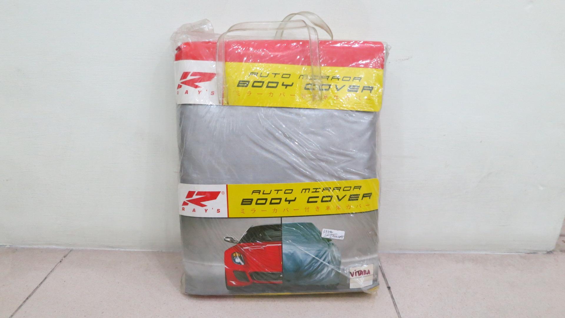 BODY COVER / SELIMUT RAYS SUZUKI VITARA / ESCUDO / SIDEKICK TAHUN 1992-2001