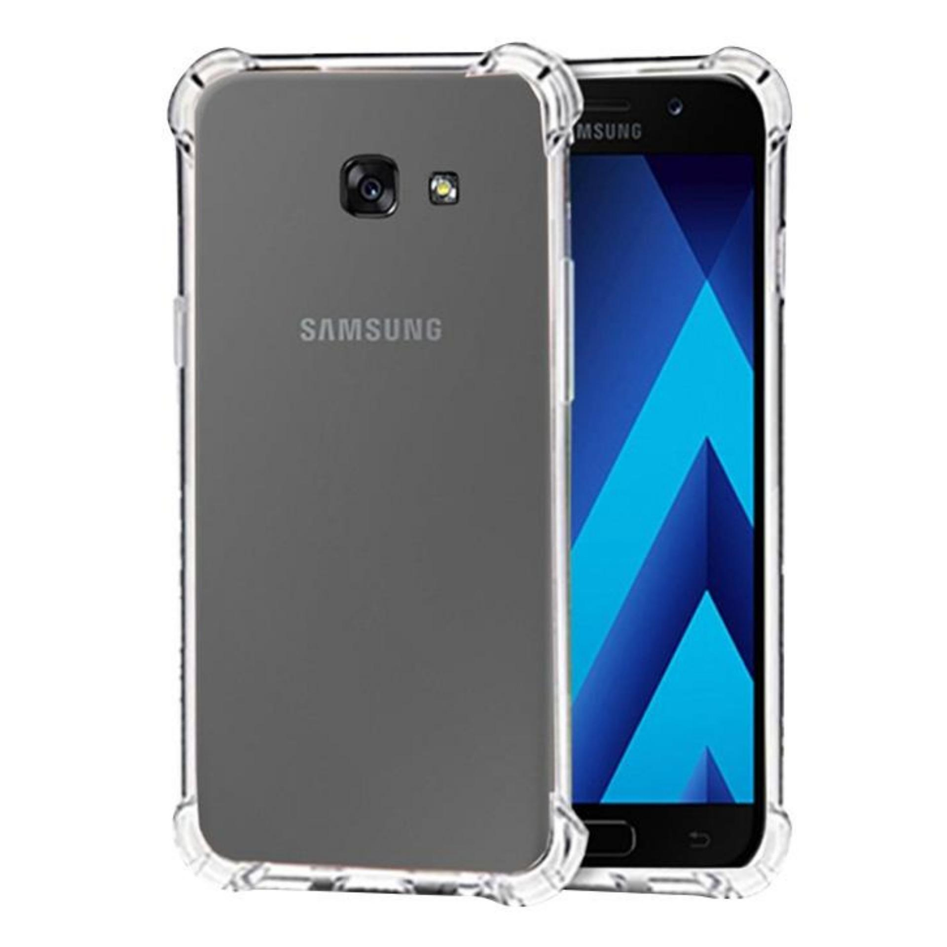ShockCase for Samsung Galaxy A7 (2017) / A720 / 4G LTE / Duos  Premium Softcase Jelly Anti Crack Sh