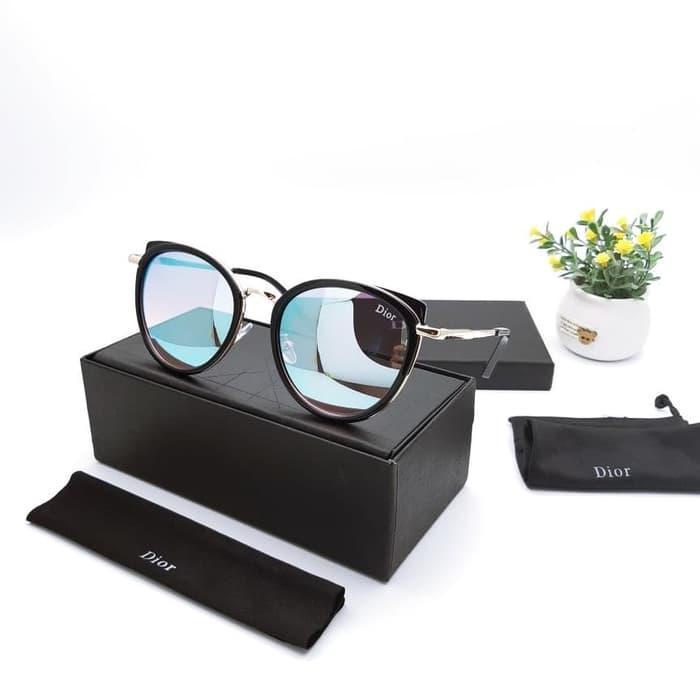 Kacamata / Sunglass Wanita Diors Am3618 Fullse + Cairan Pembersih