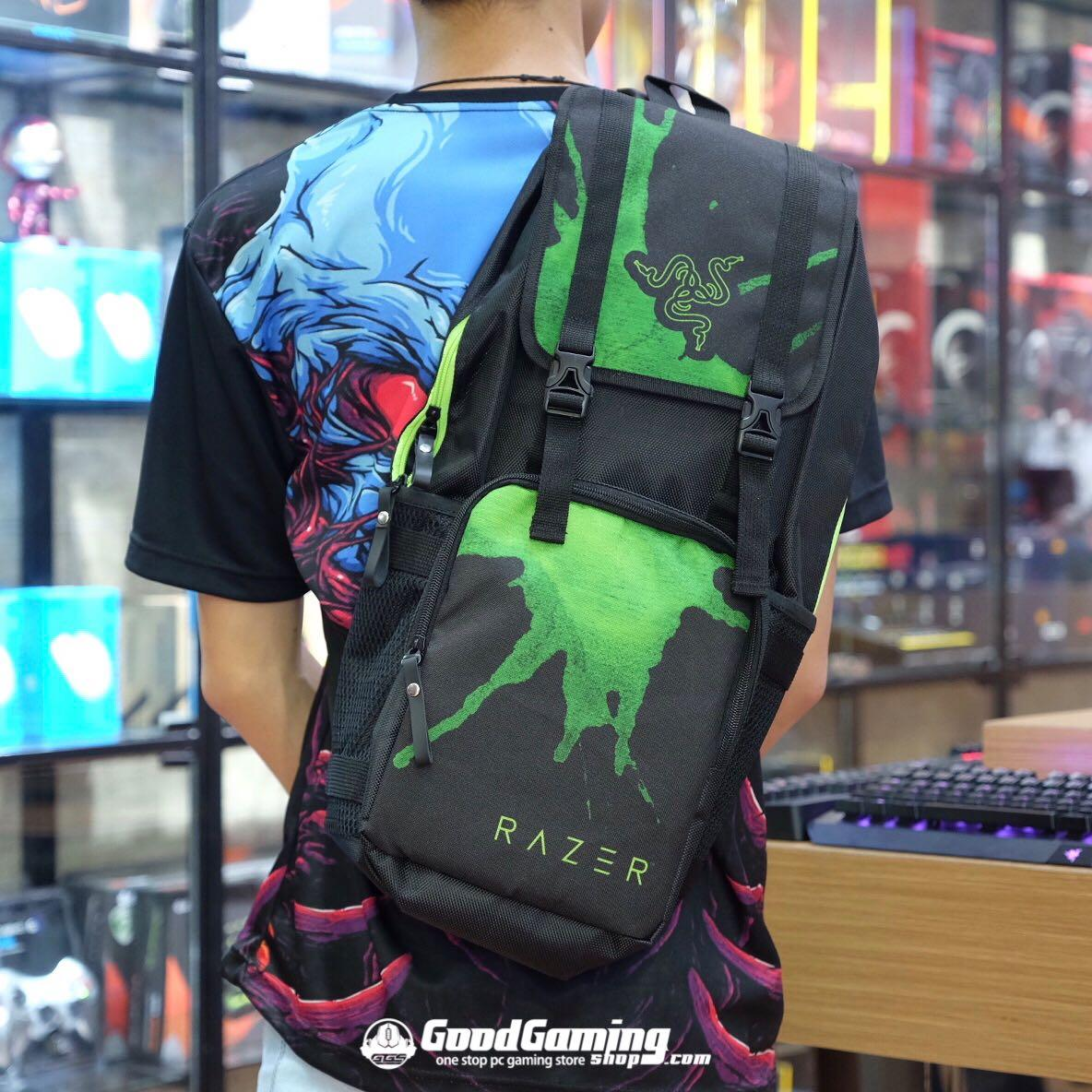 Buy Sell Cheapest Tas Swagbag Razer Best Quality Product Deals Starcraft 2 Sling Bag Fitbag Edition