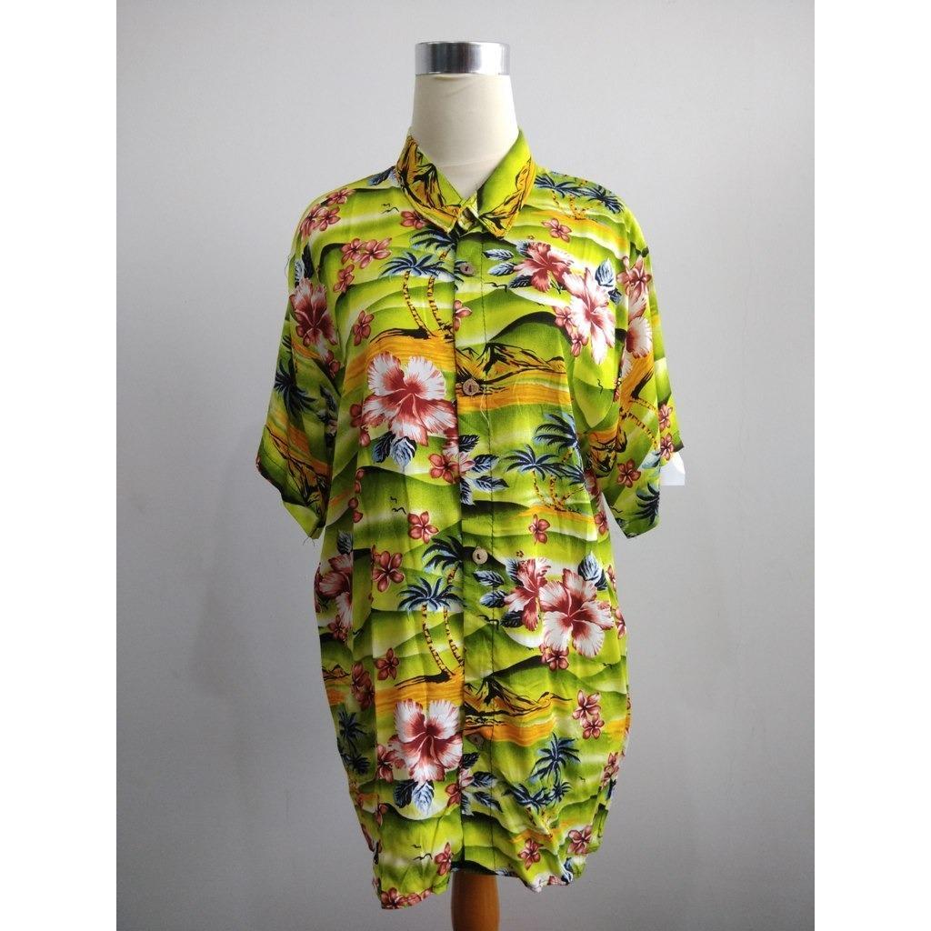 Baju Kemeja Hawaii 33