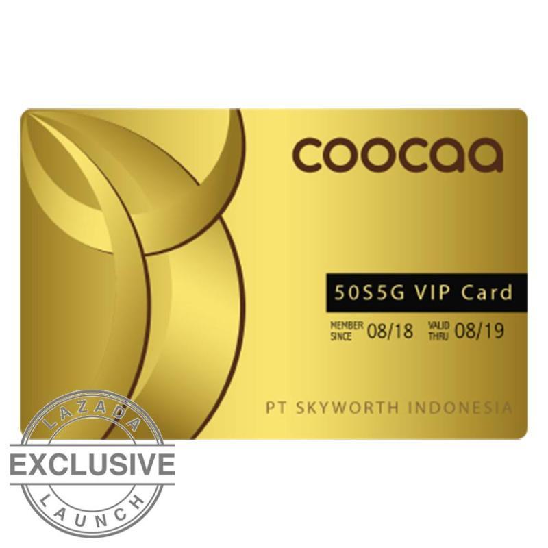 Coocaa VIP Card Replacement Guarantee
