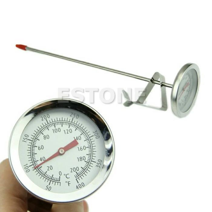 Termometer Minyak/Masak/Susu (Oil/Cooking/Milk Thermometer)21cm