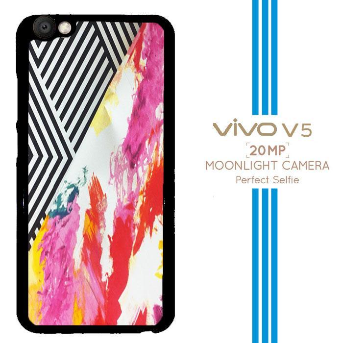 Kate Spade Pattern A0896 Casing Premium Vivo V5 Custom Case