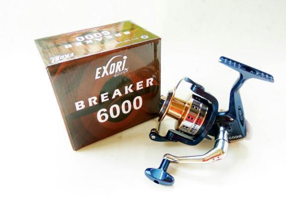 Reel Exori Breaker 6000  Terlaris (stok terbatas)