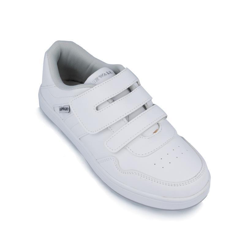Airwalk - Kaden Jr Sepatu Sneakers Anak Laki-Laki - Putih - Brand Day