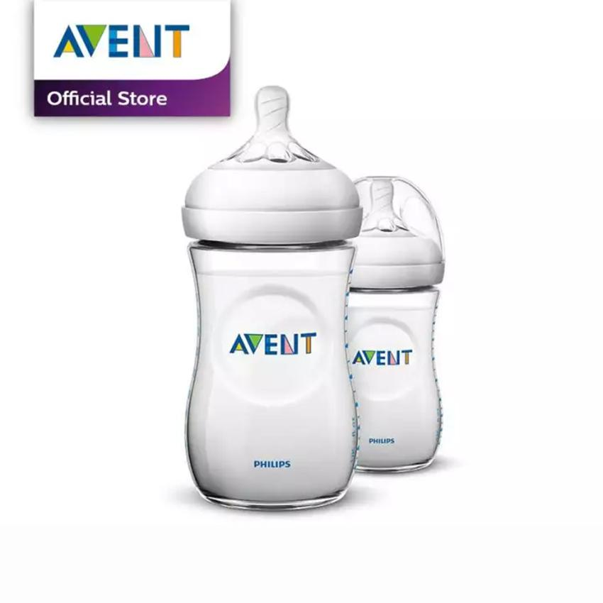 Philips Avent SCF693/23 BOTTLE NATURAL 260 ML TWIN