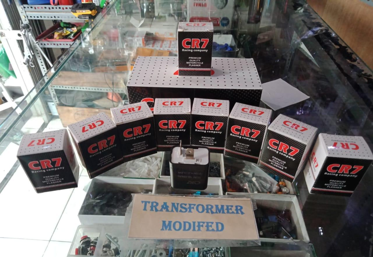 Buy Sell Cheapest Flasher Sein Sen Best Quality Product Deals Flaser Led Cr 7 Cr7 Sign Relay
