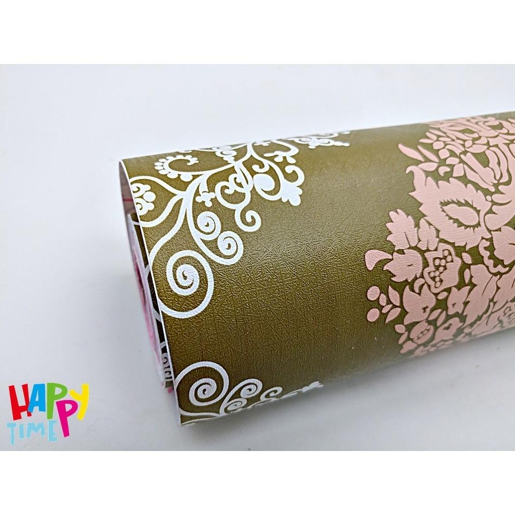 WALLPAPER DINDING STICKER WALLPAPER STICKER WALLPAPER MURAH PVC WP2-10