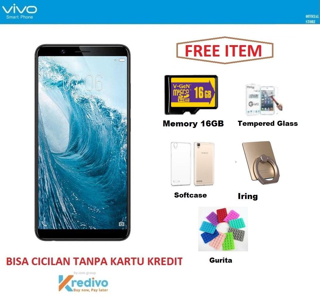 Vivo Y71 Ram 2GB/16GB - Bisa cicilan Tanpa Kartu Kredit + Bonus 5 Acc